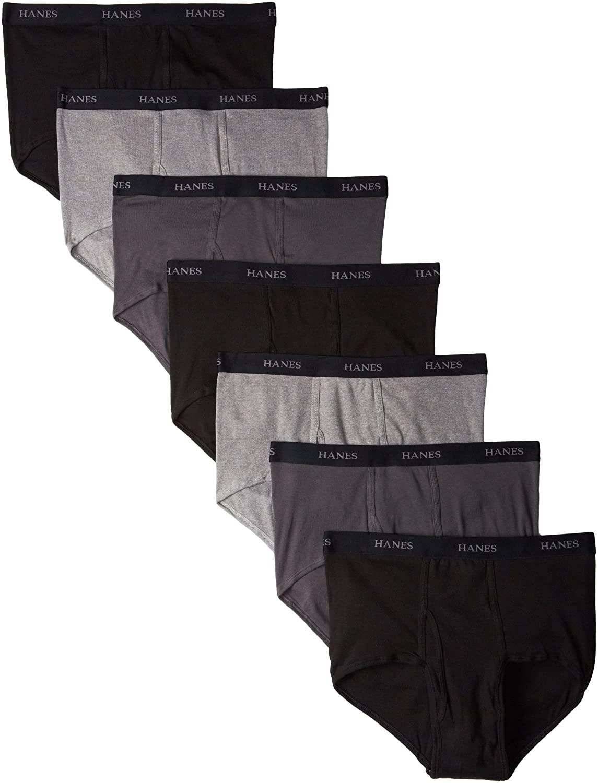 Hanes Ultimate Comfort Flex Waistband Briefs