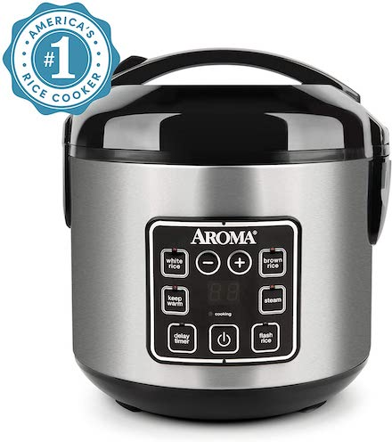 Aroma Housewares 2-8-Cups rice cooker