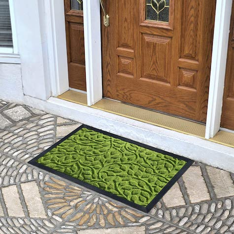 gb Home Collection Premium Antibacterial Door Mat