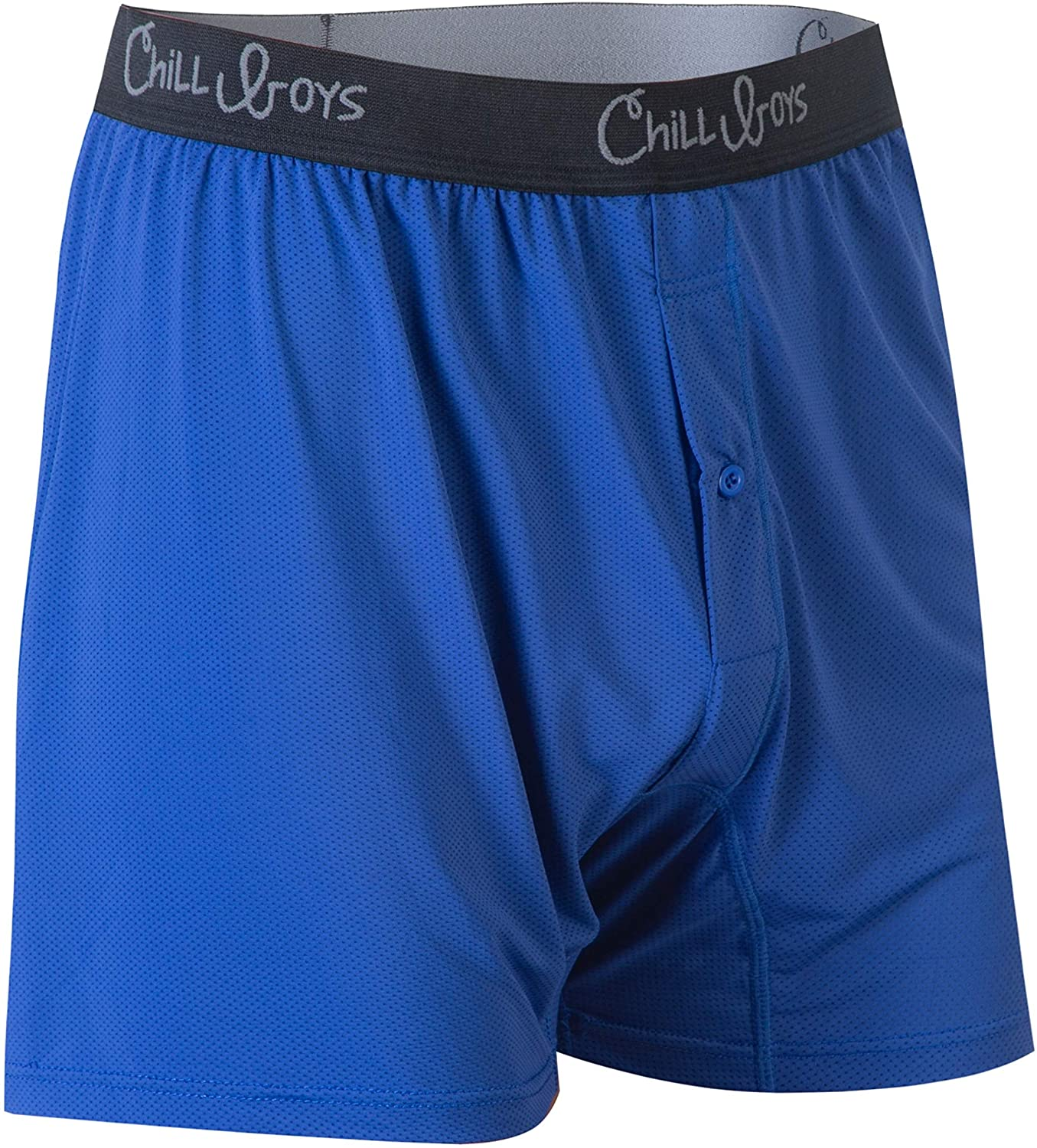 Chill Boys Cool Breathable Performance Boxers
