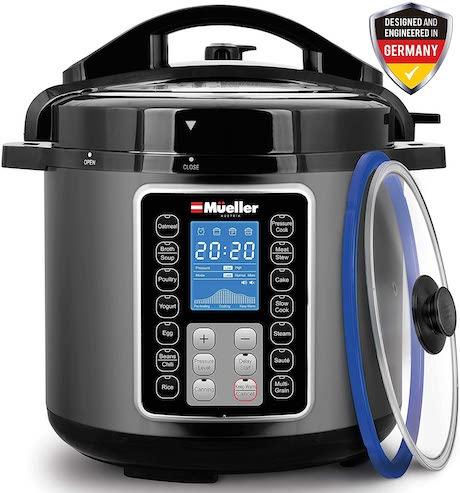best rice cooker - Mueller UltraPot 6Q