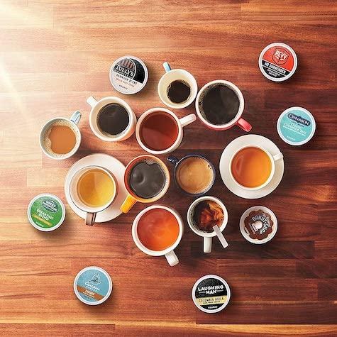 best keurig pods, Keurig Coffee Lovers' Collection Variety Pack, 40-Count