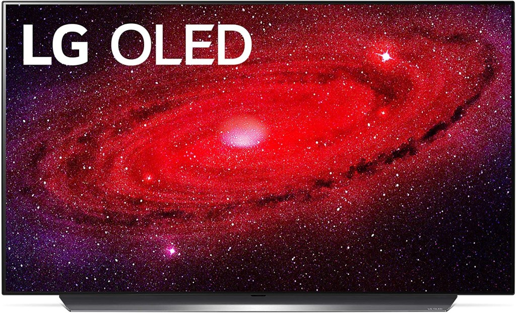 true oled gaming monitors - LG CX 48-Inch OLED TV