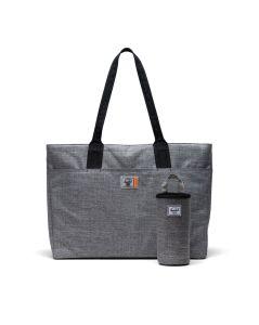 canvas bags alexander zip tote