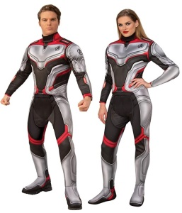 Avenger's endgame Halloween couples costume