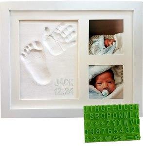 best gifts for pregnant women baby handprint keepsake