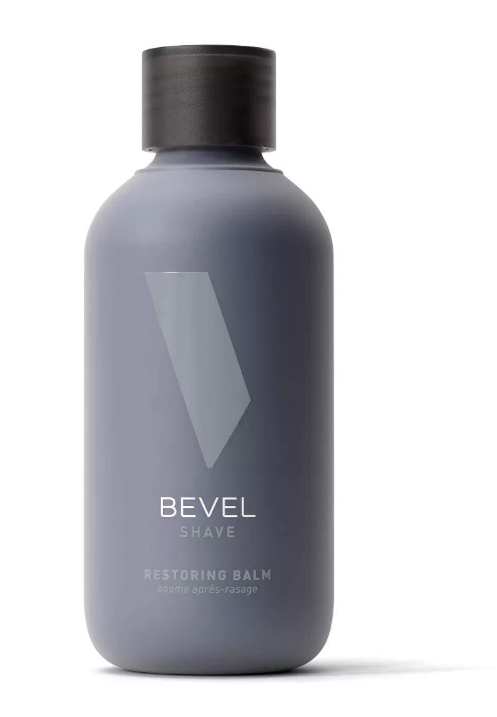Bevel Aftershave Restoring Balm for men; post-shave products