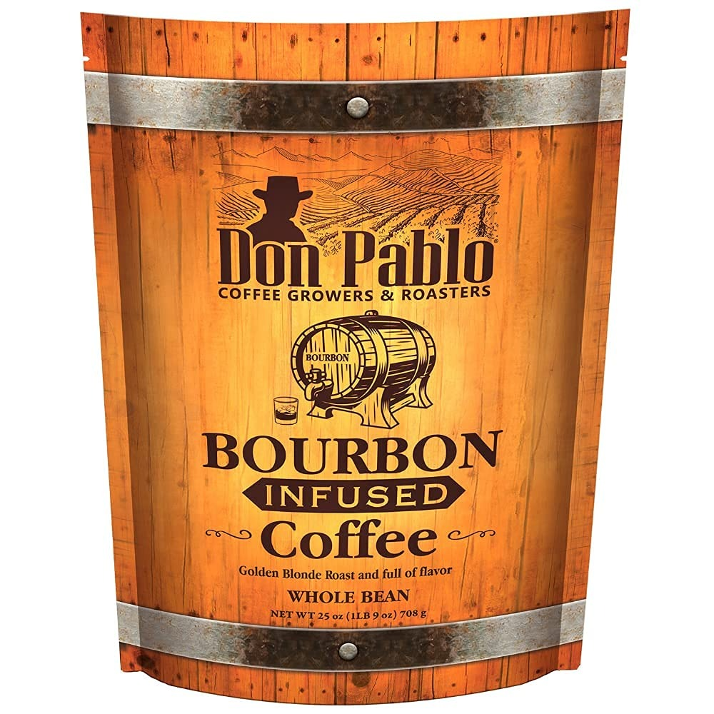 Don Pablo Bourbon Infused Specialty Coffee
