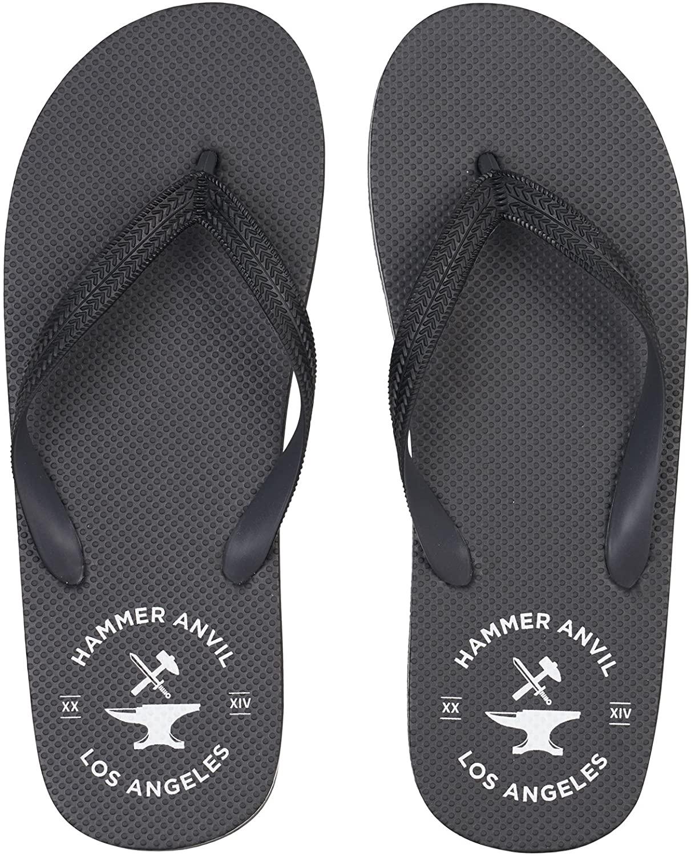 Hammer Anvil Men's Flip Flops Summer Sandals