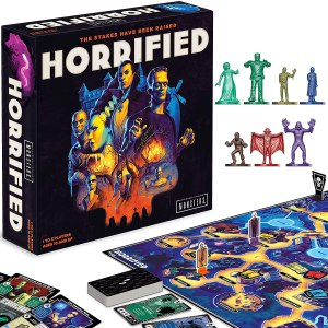 horrified board game, best board games
