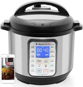 Instant Pot Smart WiFi 8-in-1 Electric Pressure Cooker