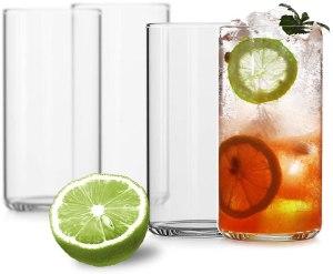 LUXU highball drinking glasses, best highball glasses