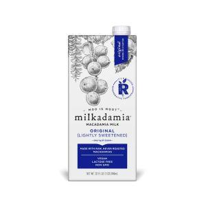 milkadamia milk, shelf-stable milk