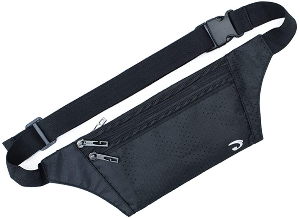 Naoki Love slim, thin waistpack bag