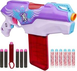 nerf guns rebelle rapid blaster