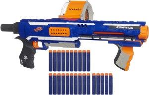 nerf rampage n strike elite toy