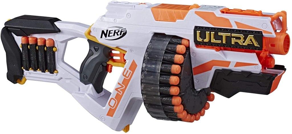 nerf guns ultra motorized blaster