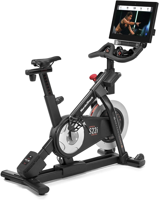 NordicTrack S22i exercise bike, peloton alternative, best peloton alternatives