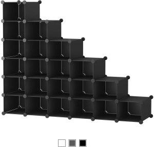 simpdiy portable shoe rack