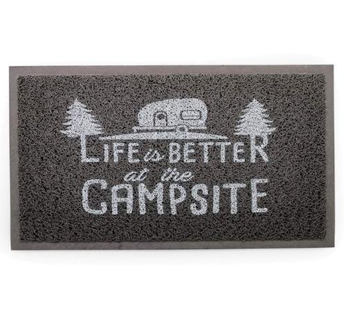 best doormat, camping