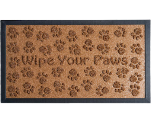 best doormat, dog lover