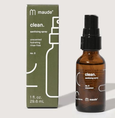 Maude clean no. 0