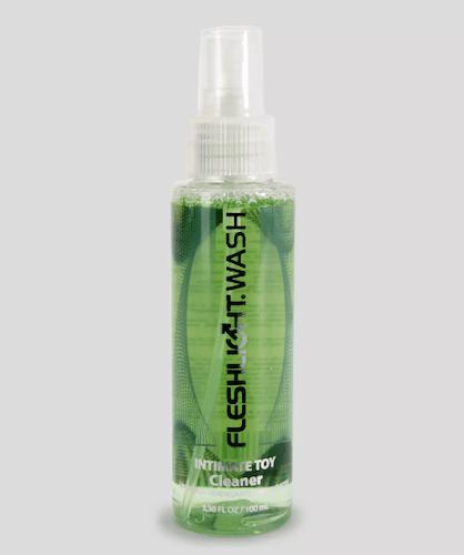 Selling fast! Fleshlight Fleshwash Antibacterial Sex Toy Cleaner