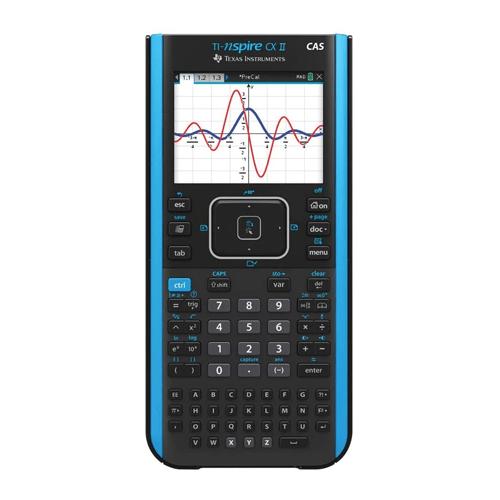 Texas Instruments TI-Nspire CX II CAS