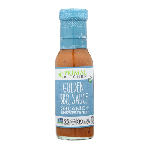 Primal Kitchen Carolina Gold BBQ Sauce, Best Store Bought Barbecue Sauces
