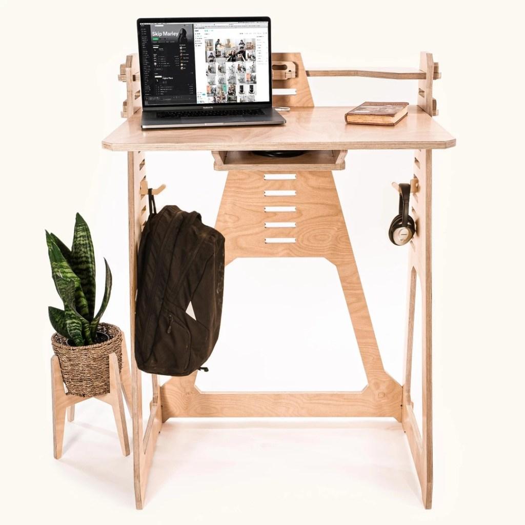 WFH Desk, best retirement gifts