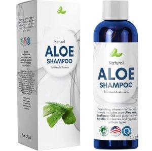 aloe vera shampoo, benefits of aloe vera