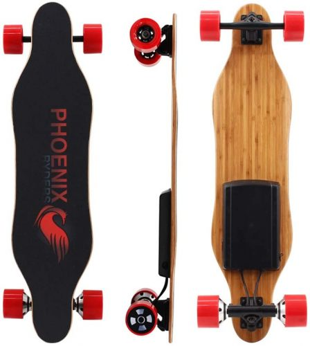 Alouette Phoenix Ryders Electric Longboard