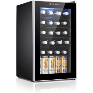 antarctic star wine fridge
