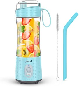 best smoothie blenders aoozi portable