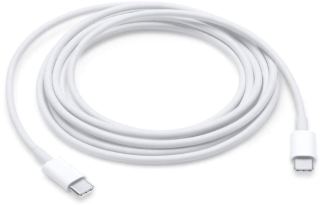 apple usb c cable charging cable