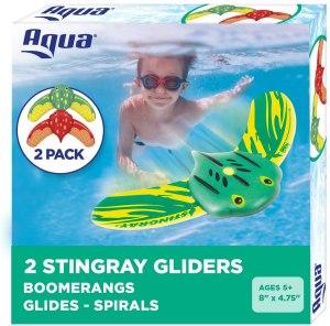 best pool toys aqua mini