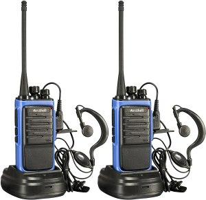 long range walkie talkies arcshell