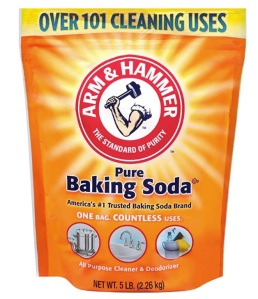 arm & hammer baking soda, how to get grease stains out of clothes
