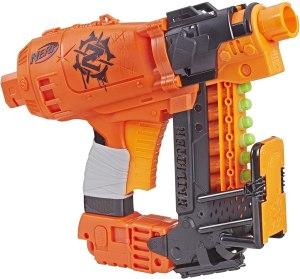 automatic nerf gun - Nerf Zombie Strike Nailbiter Toy Blaster