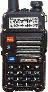 long range walkie talkies baofeng