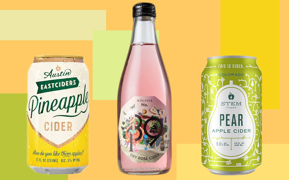 Keep the Coors in the Cooler: Here are the Best Hard Ciders We're Sipping This Fall