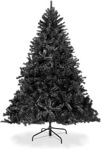 black christmas tree best choice products