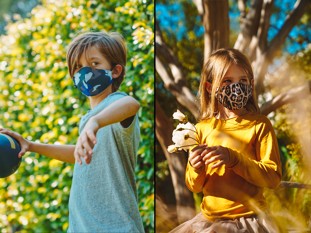 best face masks for kids