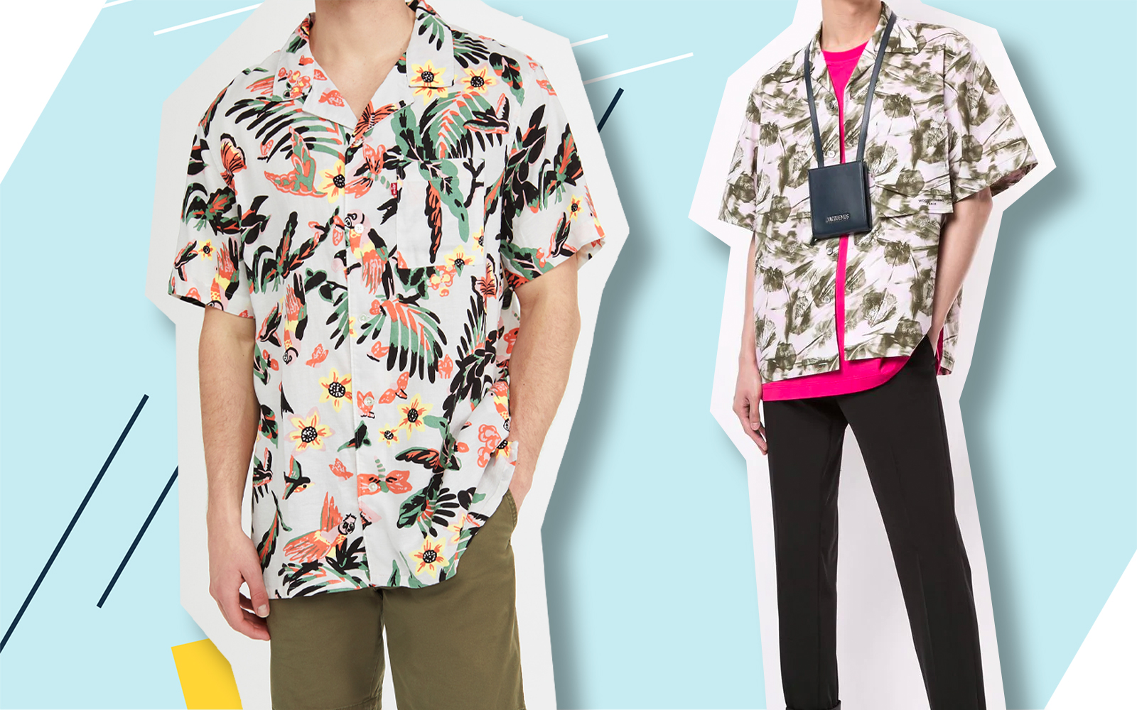 The Best Modern Hawaiian Shirts to Rock This Spring & Summer