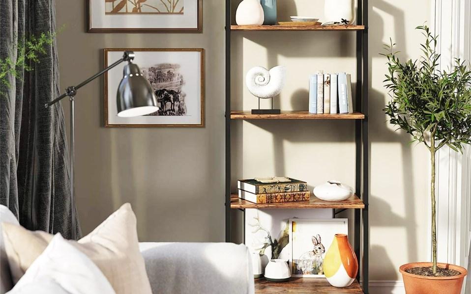 best ladder bookcase