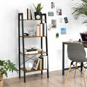 vasagle ladder bookcase, best ladder bookcase