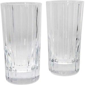 Baccarat crystal highball glasses, best highball glasses