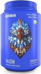 Birdman vegan protein, best vegan protein powder