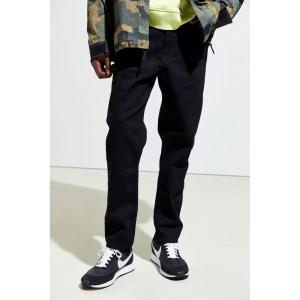 BDG Solid Black Dad Jean