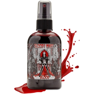 Bloody Mary Fake Blood Makeup Spray